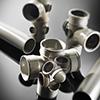 Wavin Osma Compact Soil PVC-U solvent weld image